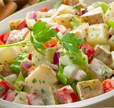 Cùng Barona điểm qua một số món ăn giảm cân từ khoai tây nhé