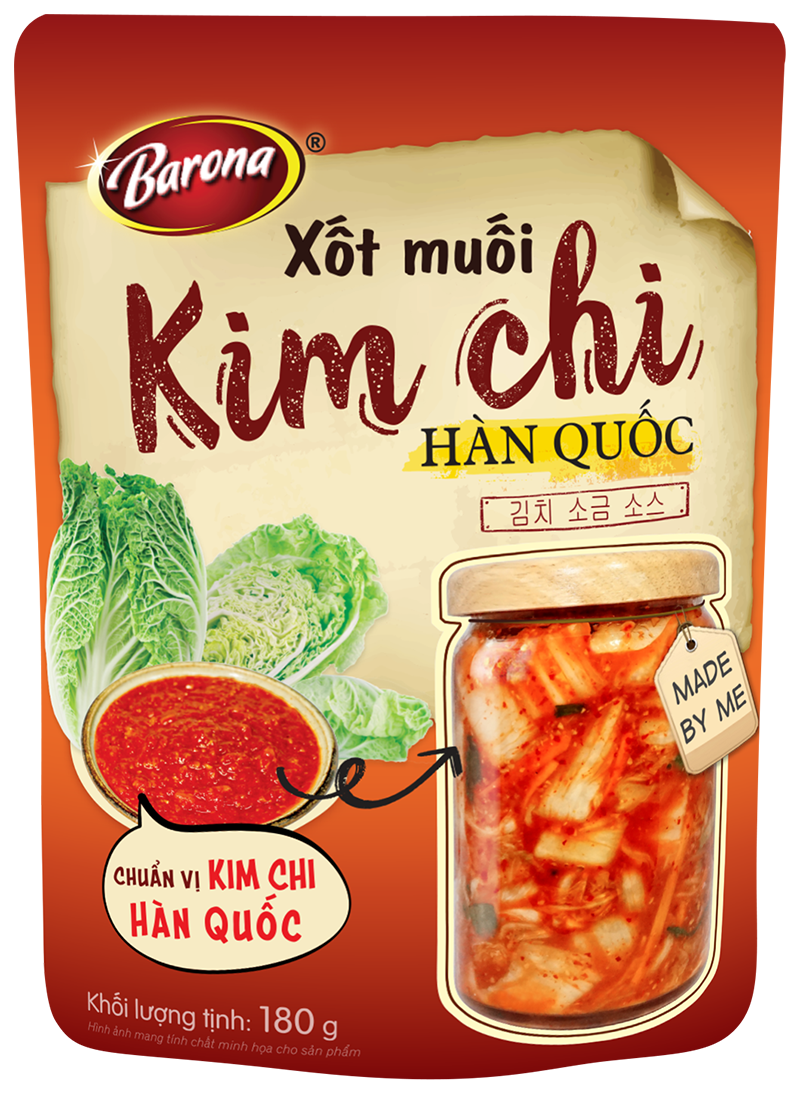 Xốt Muối Kim Chi Hàn Quốc